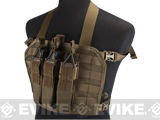 Matrix High Speed Operator Chest Rig w/ SMG Mag Pouch