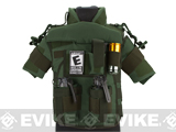 Matrix Tactical Systems High Speed SDEU Vest - Baby Size / OD Green
