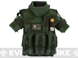 Matrix Tactical Systems High Speed SDEU Vest (Color: OD Green / Youth Size)