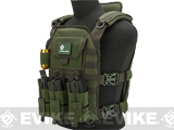 Matrix Skeletal Force High Speed Tactical Vest (Color: OD Green)