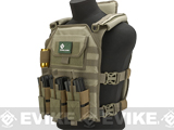 Matrix Skeletal Force High Speed Tactical Vest (Color: Tan)