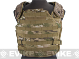 Avengers Future Soldier Airsoft Plate Carrier - Land Camo