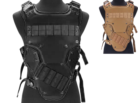 Matrix TF3 High Speed Future Soldier Body Armor (Color: Black)