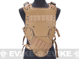 Pre-Order Estimated Arrival: 05/2013 --- Matrix TF3 High Speed Body Armor - Tan