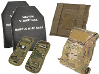 Body Armor & Vests Accessories