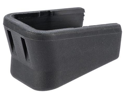 Replacement Extended Baseplate for Cybergun / Elite Force GLOCK Gas Blowback Pistol CO2 Magazines