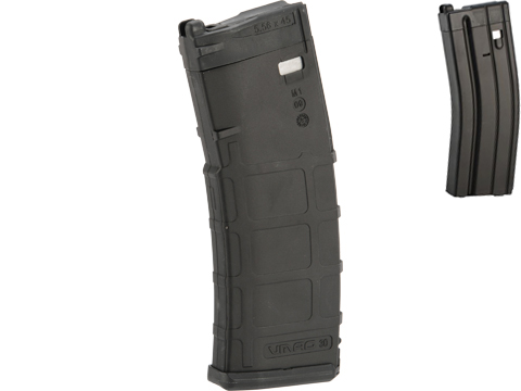 VFC 30 Round Magazine for VFC M4/416 Gas Blowback Rifles (Model: Polymer V-Mag)