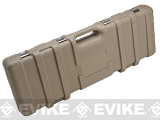 VFC Stackable Polymer Hard Case w/ Foam Inserts - Tan