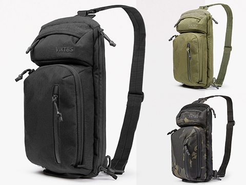 Viktos Upscale Sling Pack (Color: Nightfjall)