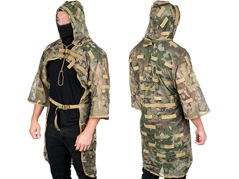 Viper Tactical Concealment Vest (Color: Camo)