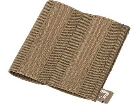 Viper Tactical VX Double SMG Mag Sleeve (Color: Coyote Brown)