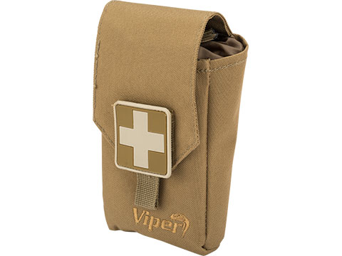Viper Tactical First Aid Kit (Color: Coyote Brown)