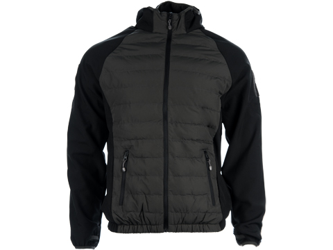 Viper Tactical Sneaker Softshell Jacket (Color: Black / Large)