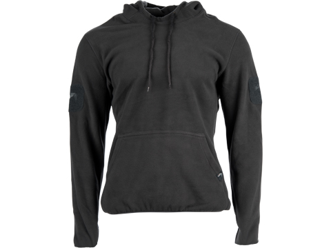 Viper Tactical Fleece Hoodie (Color: Titanium / Large)