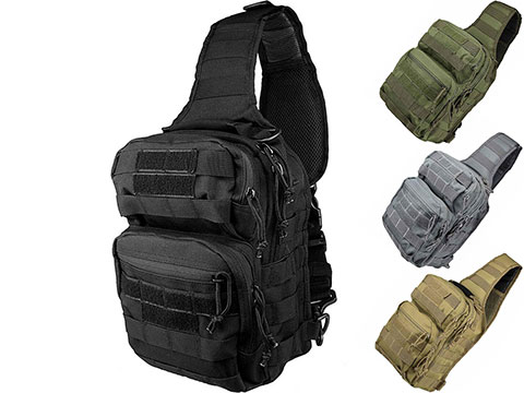 VISM / NcStar Shoulder Sling Utility Bag