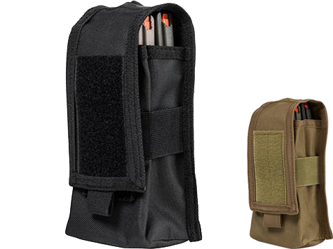 VISM by NcStar Double AR15/AK Series Magazine or Radio Pouch