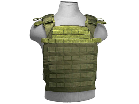 NcSTAR / VISM Fast Plate Carrier (Color: OD Green / 11x14)