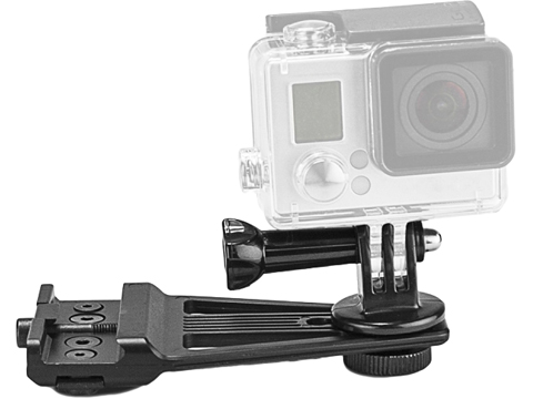 VISM by NcSTAR Action Camera KPM Keymod, Picatinny, M-LOK Universal Mount