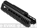 NcSTAR VISM 9 Triangle Keymod Carbine Length Hand Guard for M4 / M16 / AR15 Rifles