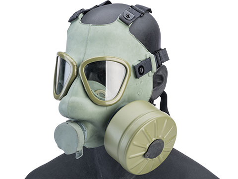 Surplus Yugoslavian M1 Gas Mask w/ Filter