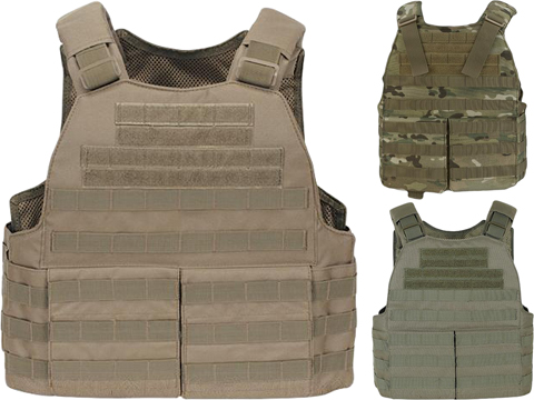 Voodoo Tactical Hayden Plate Carrier w/ Cummerbund and Hydration Carrier