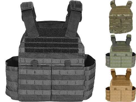 Voodoo Tactical X-Lite Gen II Plate Carrier with Cummerbund