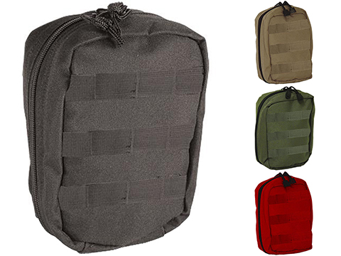 Voodoo Tactical Trauma Kit / First Aid Pouch (Color: Black)