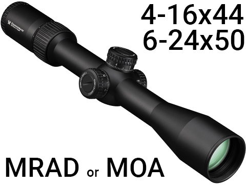 Vortex Diamondback Tactical First Focal Plane FFP Riflescope