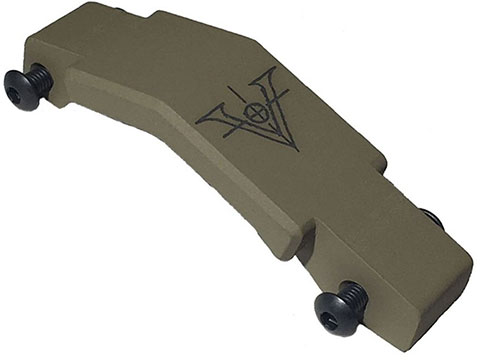 Vendetta Precision VP-15 CNC Aluminum Trigger Guard (Color: Cerakote FDE)