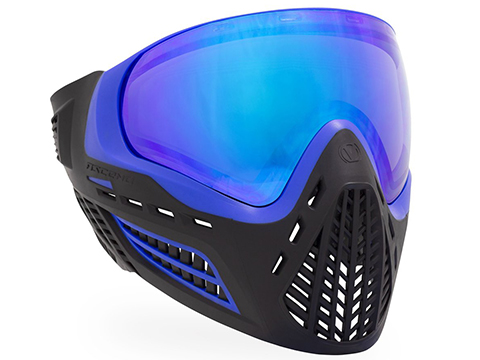 Virtue VIO Ascend Full Face Goggle (Color: Blue Ice)