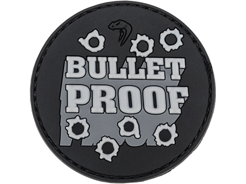Viper Tactical Bullet Proof PVC Rubber MOrale Patch