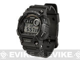 Casio Sports Series W735H-1AV Digital Watch - Black