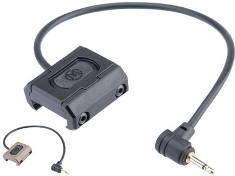 Night Evolution Mini Remote Pressure Switch for PEQ Laser Units