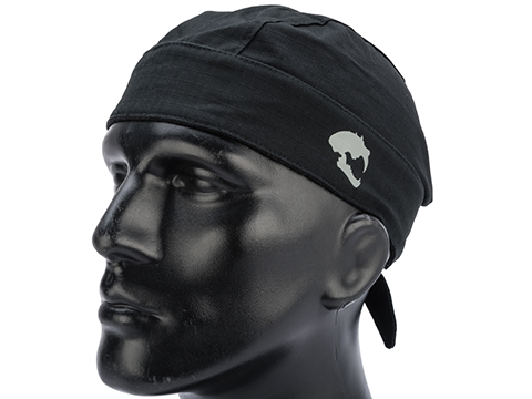 WARQ Tactical Head Wrap (Color: Black)