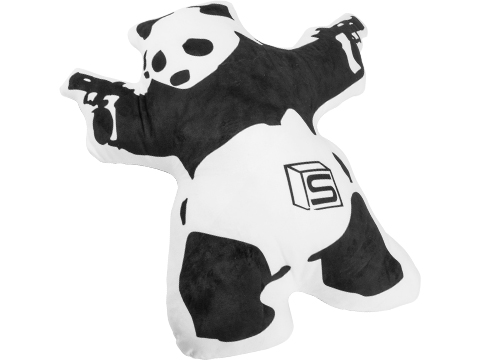 EMG Extra Soft Plush SAI Licensed Panda Pillow