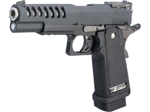 WE-Tech Hi-CAPA 5.1 K2-Version Lightened Full Metal Gas Blowback Airsoft Pistol