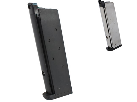 WE-Tech 16rd Magazine for WE 1911 Series Airsoft GBB Pistols (Color: Black)