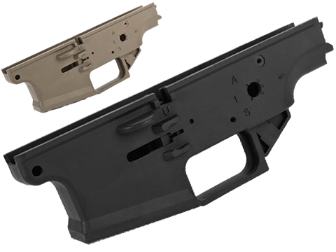 WE-Tech OEM Polymer Lower Receiver for SCAR Series GBB Rifles
