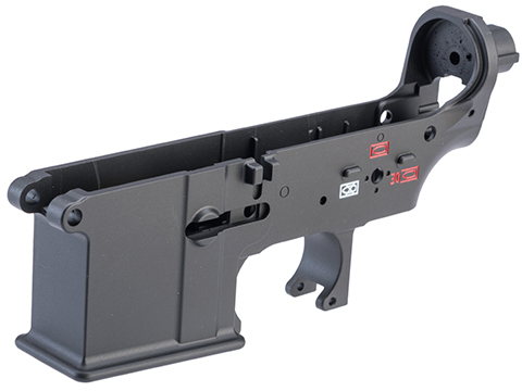 WE-Tech Replacement Lower Receiver for WE M4-SOL Series GBB Rifles