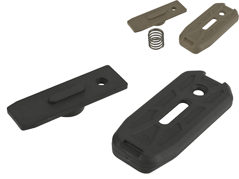 WE-Tech Replacement Magazine Plate for MSK / M4 / M16 Series Airsoft GBB Rifles - Part# 137 / 138 / 139