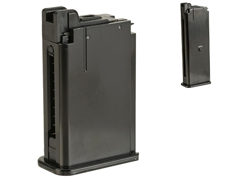 WE-Tech Gas Magazine for WE712 Gas Blowback Airsoft Pistols (Type: 13 Round / Short)