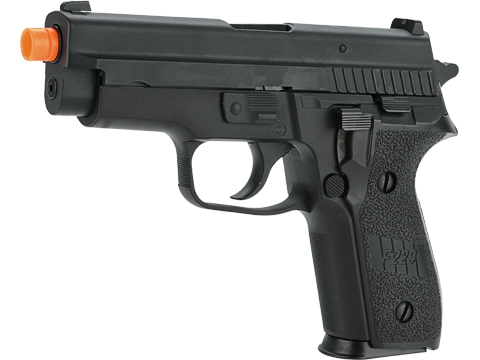 WE-Tech F229 Gas Blowback Airsoft Pistol