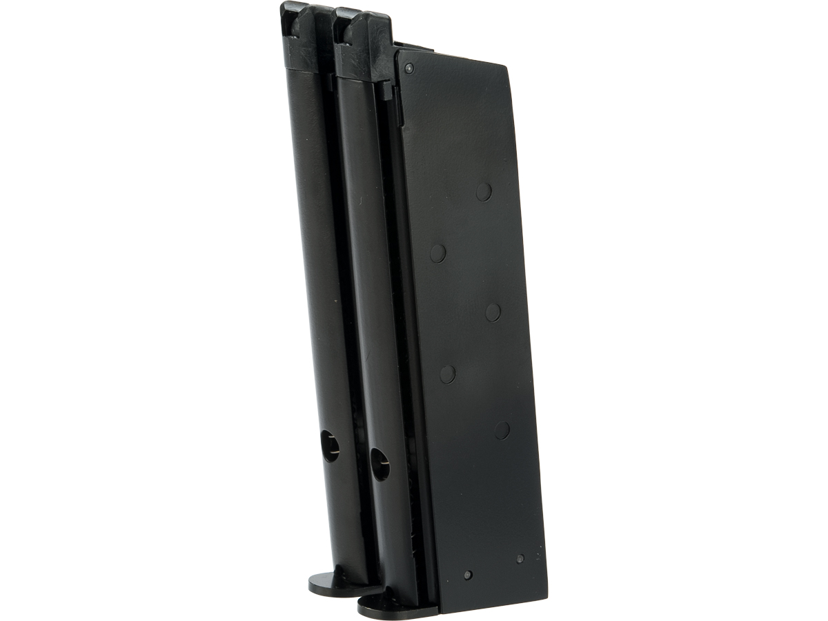WE-Tech 32 Round 1911 Double Magazine for Double Barrel 1911 Gas Blowback Pistols (Color: Black)