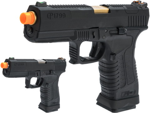 WE-Tech GP1799 T1 Gas Blowback Pistol