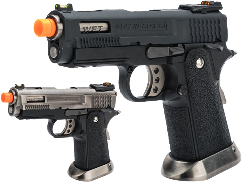 WE-Tech Hi-Capa 3.8 Brontosaurus Gas Blowback Pistol