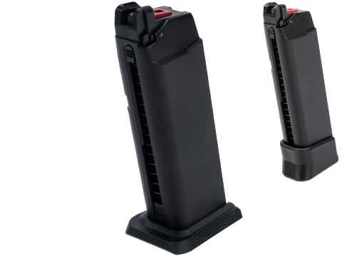 EMG Magazine for BLU Compact & GLOCK 19 Series Gas Airsoft Pistols