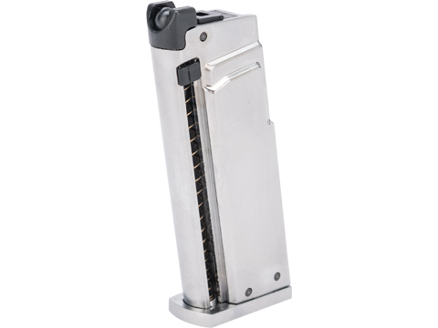 WE-Tech CT-25 Gas Pistol Magazine (Color: Silver)