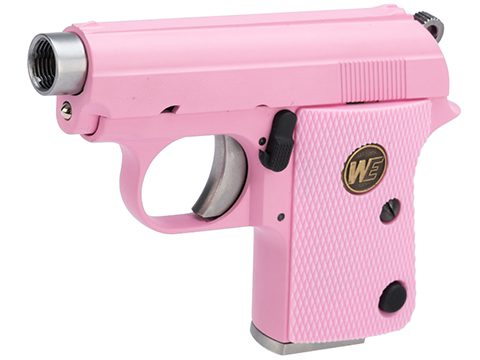WE-Tech CT-25 Gas Blowback Airsoft Pocket Pistol (Color: Pink)