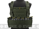 HSGI Weesatch Plate Carrier - Smoke Green