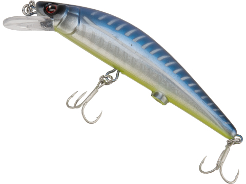Battle Angler Rechargeable Electronic Twitching Fishing Lure (Size: 11.5cm / 70g / Blue Shad)